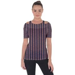 Native American Pattern 20 Short Sleeve Top