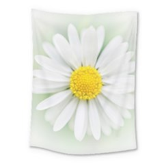 Art Daisy Flower Art Flower Deco Medium Tapestry