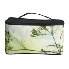 Spring Plant Nature Blue Green Cosmetic Storage Case