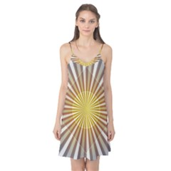Abstract Art Modern Abstract Camis Nightgown