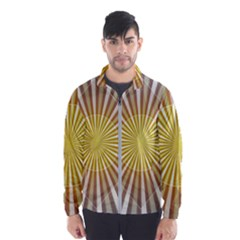 Abstract Art Modern Abstract Wind Breaker (men)