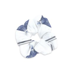 Time Water Movement Drop Of Water Velvet Scrunchie