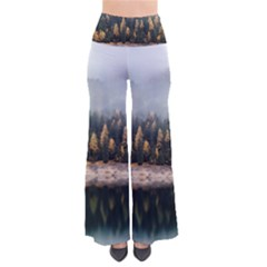 Trees Plants Nature Forests Lake Pants