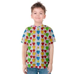 So Sweet And Hearty As Love Can Be Kids  Cotton Tee