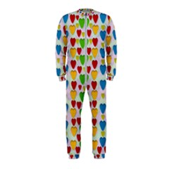 So Sweet And Hearty As Love Can Be Onepiece Jumpsuit (kids)