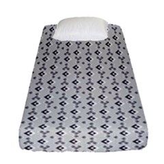 Native American Pattern 24 Fitted Sheet (single Size)