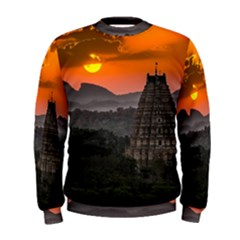 Beautiful Village Of Hampi Men s Sweatshirt