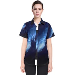 Nebula Women s Short Sleeve Shirt