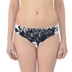 Monster Art Boo! Boo2 Hipster Bikini Bottoms
