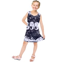 Monster Art Boo! Boo2 Kids  Tunic Dress