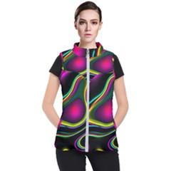 Vibrant Fantasy 5 Women s Puffer Vest