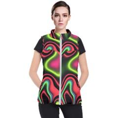 Vibrant Fantasy 1b Women s Puffer Vest