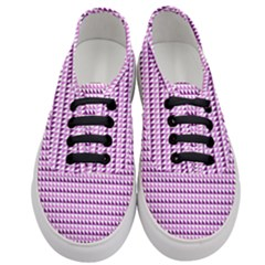 Pattern Women s Classic Low Top Sneakers