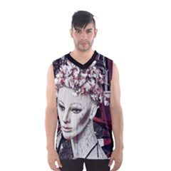 Lady Penelope  Men s Basketball Tank Top