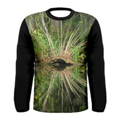 Rabbit Hole Men s Long Sleeve Tee