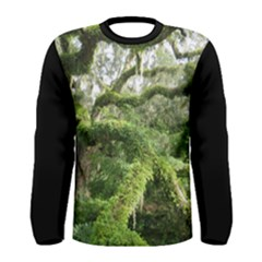 Covered Over Men s Long Sleeve Tee