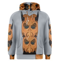 Mask India South Culture Men s Pullover Hoodie