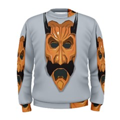 Mask India South Culture Men s Sweatshirt