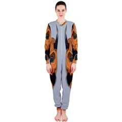 Mask India South Culture Onepiece Jumpsuit (ladies)