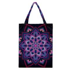 Mandala Circular Pattern Classic Tote Bag