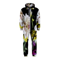 Dahlias Dahlia Dahlia Garden Hooded Jumpsuit (kids)