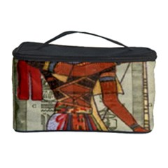 Egyptian Design Man Royal Cosmetic Storage Case