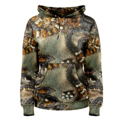 Texture Textile Beads Beading Women s Pullover Hoodie