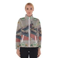 Egyptian Woman Wings Design Winterwear