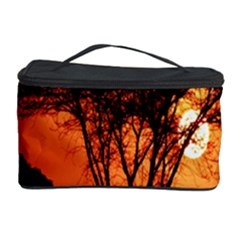 Africa Safari Summer Sun Nature Cosmetic Storage Case