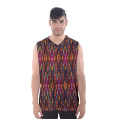 Thai Silk Men s Basketball Tank Top