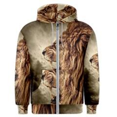 Roaring Lion Men s Zipper Hoodie