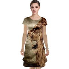 Roaring Lion Cap Sleeve Nightdress