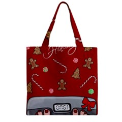 Hilarious Holidays  Zipper Grocery Tote Bag