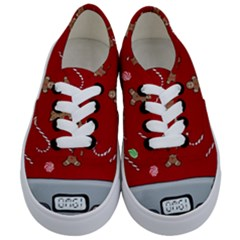 Hilarious Holidays  Kids  Classic Low Top Sneakers
