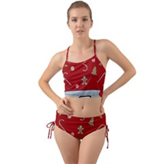 Hilarious Holidays  Mini Tank Bikini Set