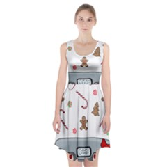 Hilarious Holidays  Racerback Midi Dress