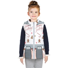 Hilarious Holidays  Kid s Puffer Vest