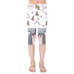 Hilarious Holidays  Kids  Capri Leggings