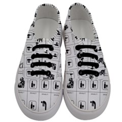 Holidays Men s Classic Low Top Sneakers