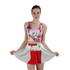 Christmas Stocking Mini Skirt