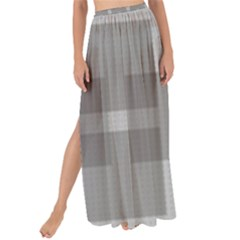 Gray Designs Transparency Square Maxi Chiffon Tie Up Sarong