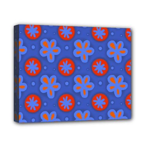 Seamless Tile Repeat Pattern Canvas 10  X 8