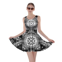 Mandala Calming Coloring Page Skater Dress