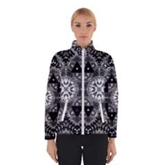 Mandala Calming Coloring Page Winterwear