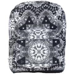 Mandala Calming Coloring Page Full Print Backpack