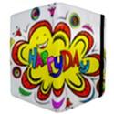 Happy Happiness Child Smile Joy Apple iPad Mini Flip Case View4