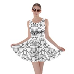 Pattern Design Pretty Cool Art Skater Dress