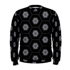 Mandala Calming Coloring Page Men s Sweatshirt