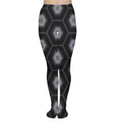 Mandala Calming Coloring Page Women s Tights