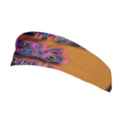 Words Stretchable Headband